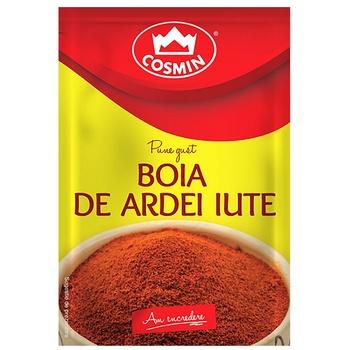 Красный перец Cosmin острый 17г - купить, цены на Метро - фото 1
