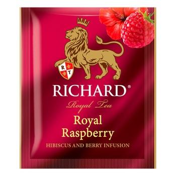 Чай чёрный Richard Pleasure 25пак х 2г - купить, цены на Метро - фото 5