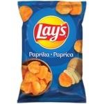 Chips Lays cu gust de paprika 70g