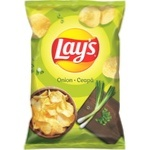 140G CHIPS  LAY'S CEAPA VERDE