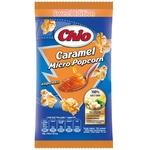 Popcorn pentru cuptor Chio cu caramela 90g