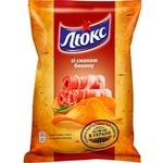 Chips Lux cu gust de becon 133g