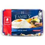Яйцо куриное Family 15шт