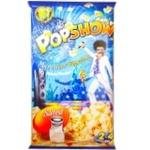 Popcorn sare microunde 80g