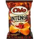 Chips Chio Intens cu gust de ardei 95g
