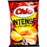 Chips Chio Intens cu gust de cascaval si chili 95g