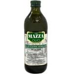 Масло оливковое Mazzа extravirgin 1л
