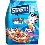 Mic dejun uscat Start pernute cu lapte 500g