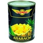 Ananas Lux Menu bucati 565g