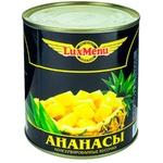 Ananas Lux Menu bucati 850g