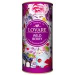Чай Lovare Wild Berry черный листовой 80г