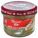 Паштет со свиным мясом Pamapol 200г