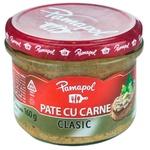 Pate cu carne de porc Pamapol 160g