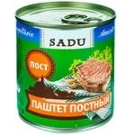 Pate vegetal Sadu 200g