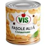 Фасоль белая консервированная Vis 410г