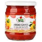 Сладкий перец Vis в томатном соусе 400г