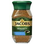 Кофе растворимый Jacobs Monarch без кофеина 95г