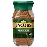 Кофе растворимый Jacobs Monarch в банке 95г