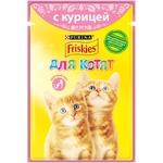 Корм для кошек Friskies курица/морковь 100г