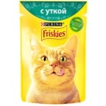 Корм для кошек Friskies Утка 85г
