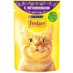Корм для кошек Friskies Ягненок 85г