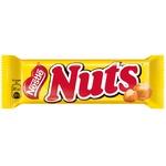 Batonas de ciocolata Nuts 50g