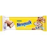Batonas de ciocolata Nesquik 43g