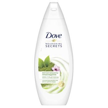 Гель для душа Dove Awake 750мл - купить, цены на Метро - фото 1