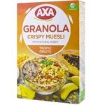 Musli Axa miere/fructe 375g