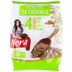 Fulgi 4 cereale Nora 500g