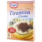 Крем для Тирамису Dr. Oetker микс для десерта 60г