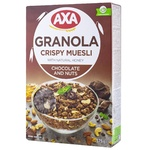 Musli Axa miere/ciocolata 375g
