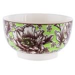Bol ceramica imprimeuri floare D12cm