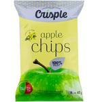 Чипсы Crispl яблоко ваниль 40г