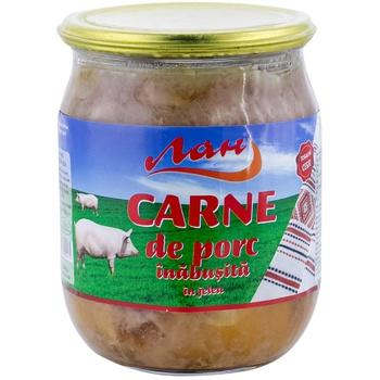 Мясо Lan свинина 500г - купить, цены на Метро - фото 1