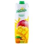Băutură cu conținut de suc Naturalis piersic/mango 1l