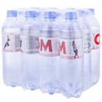 Вода OM столовая газированная 12x0,5л