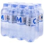 Вода негазированная OM PET 0,5л
