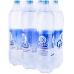Минеральная слабогазированная вода Gura Cainarului ПЭТ 6х1,5л