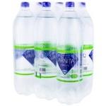 Минеральная газированная вода Varnita Unicum ПЭТ 6x1,5л