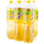 Прохладительный газированный напиток Topic лимонад 6x1,5л
