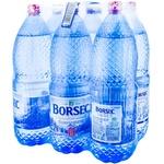Минеральная вода негазированная Borsec ПЭТ 6x2л