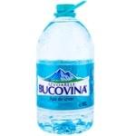 Минеральная негазированная вода Bucovina ПЭТ 5л