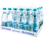 Столовая негазированная вода Bucovina 24 x 0,33л