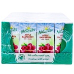 Напиток Naturalis яблоко/малина 28x0,2л