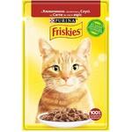 Hrana pisici Friskies vita/sos 85g
