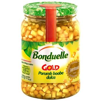 Кукуруза сахарная Bonduelle 530г - купить, цены на Метро - фото 1