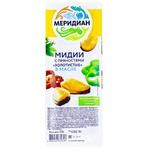 Мидии Меридиан золотистые 150г