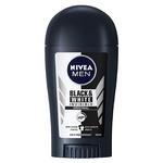 Deodorant Stick Nivea Men Black/White 40ml