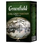 Ceai Greenfield negru infuzie cu bergamota 100g